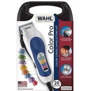 WAHL COLORPRO CLIPPER IN HANDLE CASE - 79300-1616