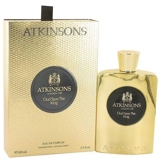 Atkinsons OUD SAVE THE KING EDP100ML - Jashanmal Home