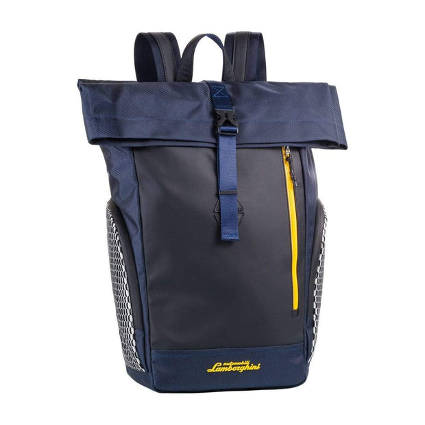 LAMBORGHINI BACKPACK GALLERIA 9013400 BLUE