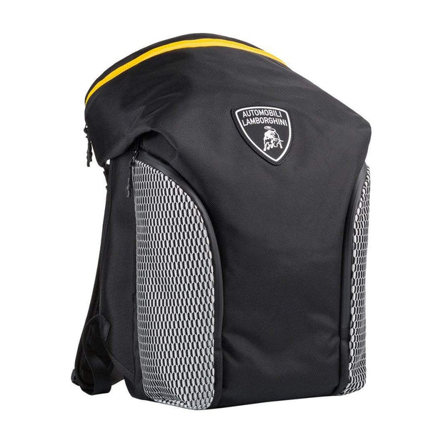 LAMBORGHINI BACKPACK GALLERIA 9013401 BLACK