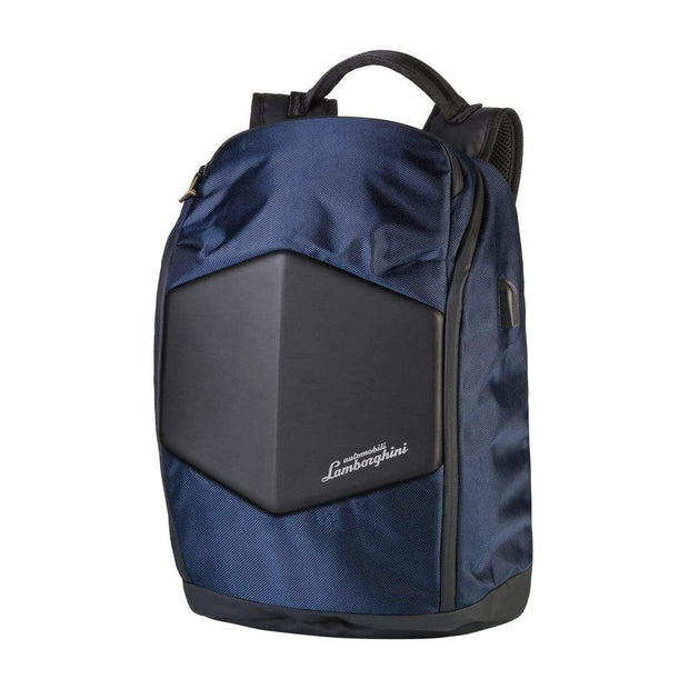 LAMBORGHINI BACKPACK GALLERIA 9013405 BLUE