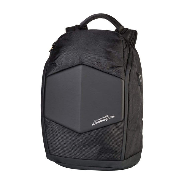 LAMBORGHINI BACKPACK GALLERIA 9013405 BLACK