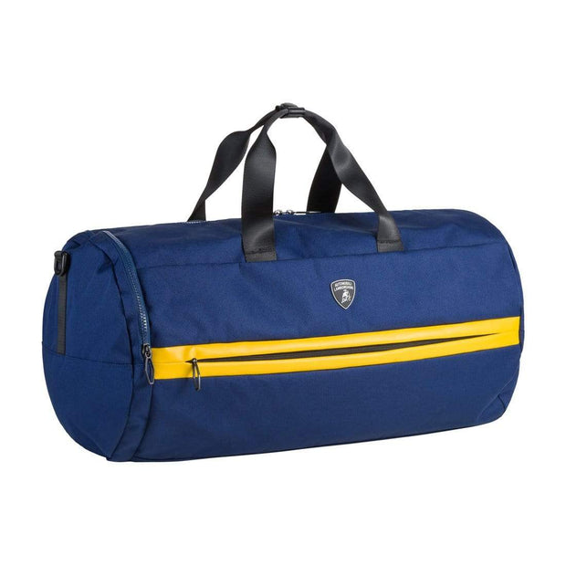 LAMBORGHINI TRAVEL BAG ESSENTIAL 9013416 BLUE