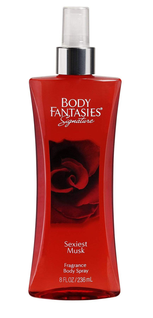 BODY FANTASIES BFA SEXIEST MUSK SIGNATURE BODY SPRAY 236ML 3945 - Jashanmal Home