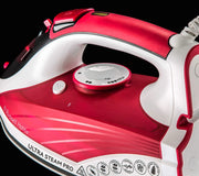 Russell Hobbs Ultra Steam Pro Red 2600W-23990GCC - Jashanmal Home