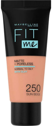 Maybelline New York Fit Me Matte & Poreless Foundation
