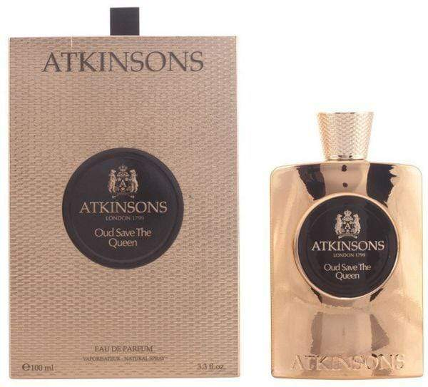 Atkinsons OUD SAVE THE QUEEN EDP100ML - Jashanmal Home
