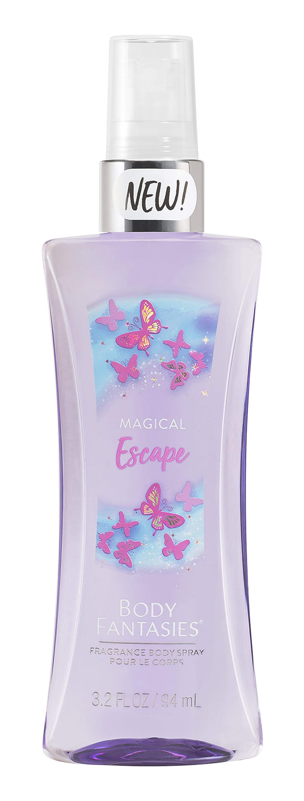 BODY FANTASIES Signature Magical Escape Body Spray 94ml4849 - Jashanmal Home