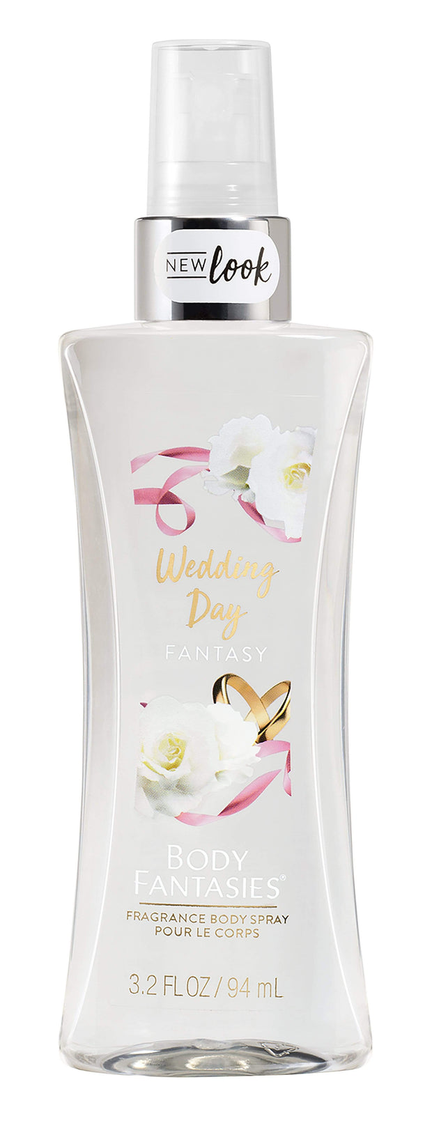 BODY FANTASIES SIGNATURE WEDDING DAY BODY SPRAY 94ml3407TIF - Jashanmal Home