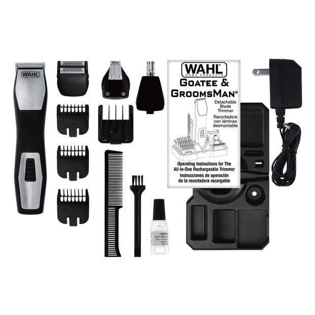 WAHL GROOMSMAN PRO ALL-IN-ONE TRIMMER9855-1227