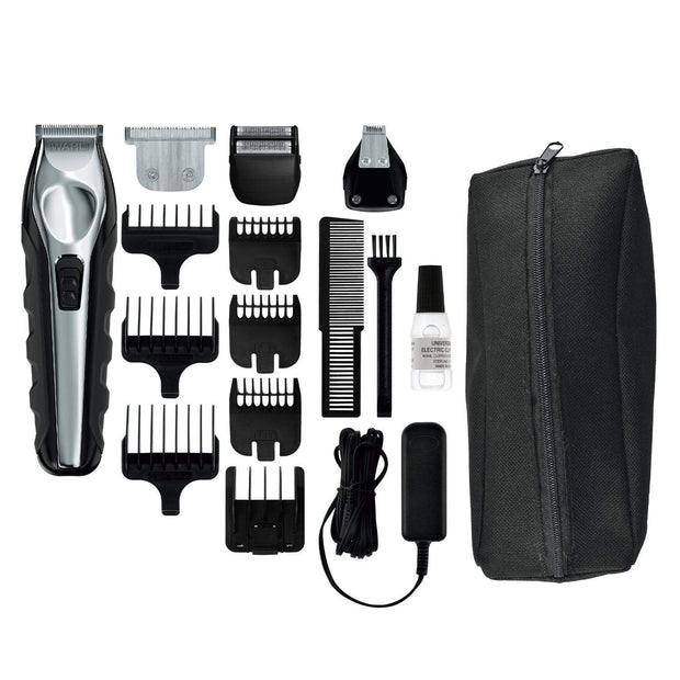 WAHL ALL IN ONE LITHIUM ION SPORT ERGO GROOMING KIT 9888-1227