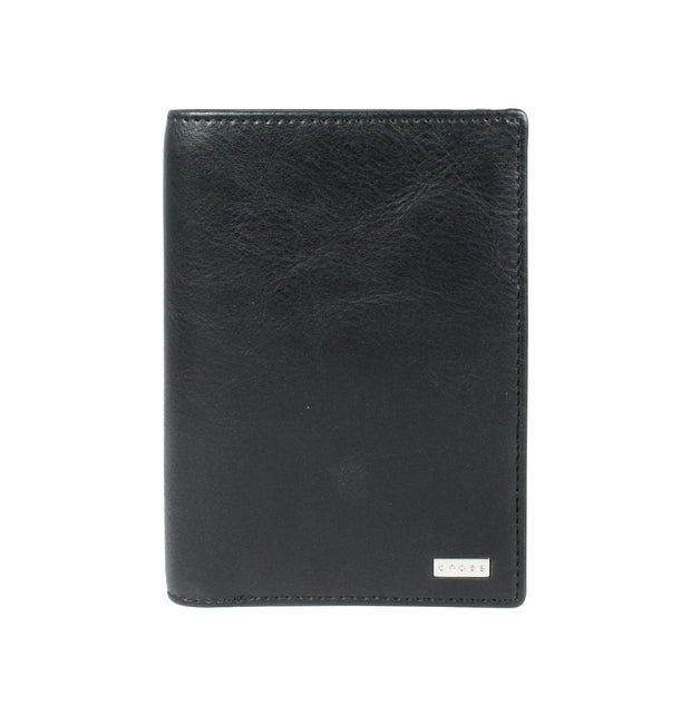 Insignia Express Men International Passport Wallet Black - AC1268692-2-1