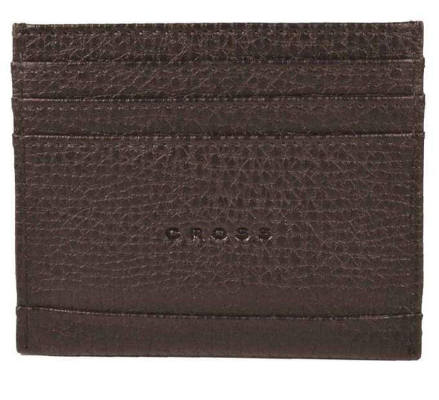Cross RTC Mens Card Case Brown - AC238257N-2
