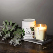 BOTANICAL FIG LEAF 200G CANDLE