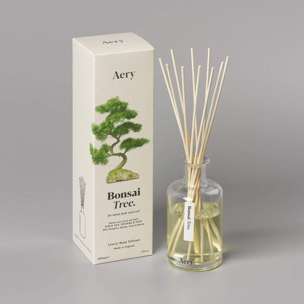 BOTANICAL BONSAI TREE 200ML DIFFUSER