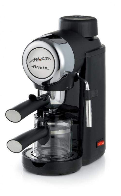 ARIETE MOKITA STEAM COFFEE BLACK 1340