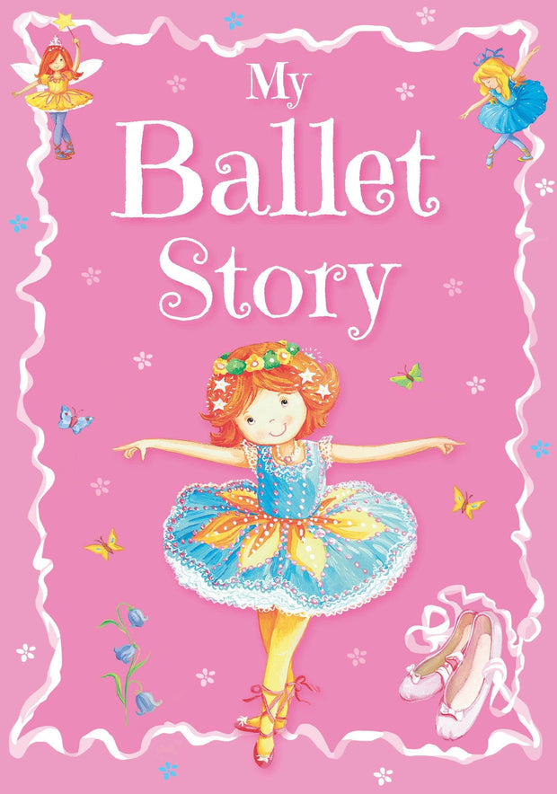 Books MY BALLET STORY -BROWN AND WATSON