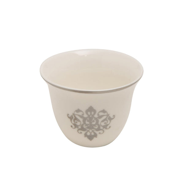 PLATINUMT LINE 12PC ARABIC CAWA CUPS -SY121