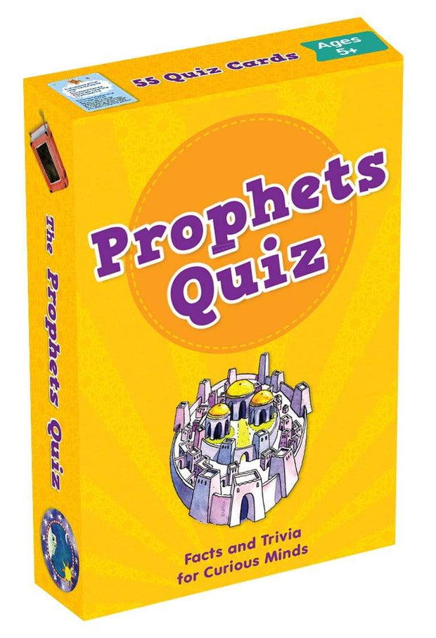BOOKS THE PROPHETIC QUIZ-IslamicGames and puzzle - Jashanmal Home