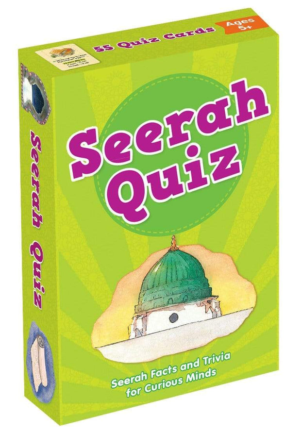 BOOKS SEERAH QUIZ-IslamicGames and puzzle - Jashanmal Home