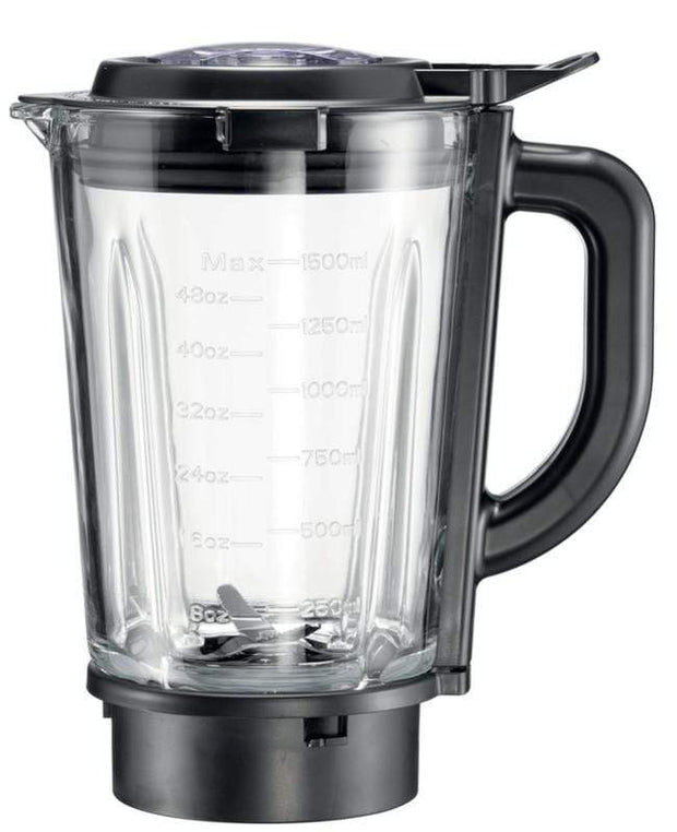 KENWOOD 1000W GLASS BLENDER WITH 2MILL , BLM45.720SS