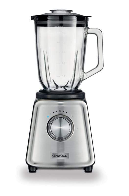 KENWOOD 800W GLASS BLENDER WITH MILL  BLP44.270SS