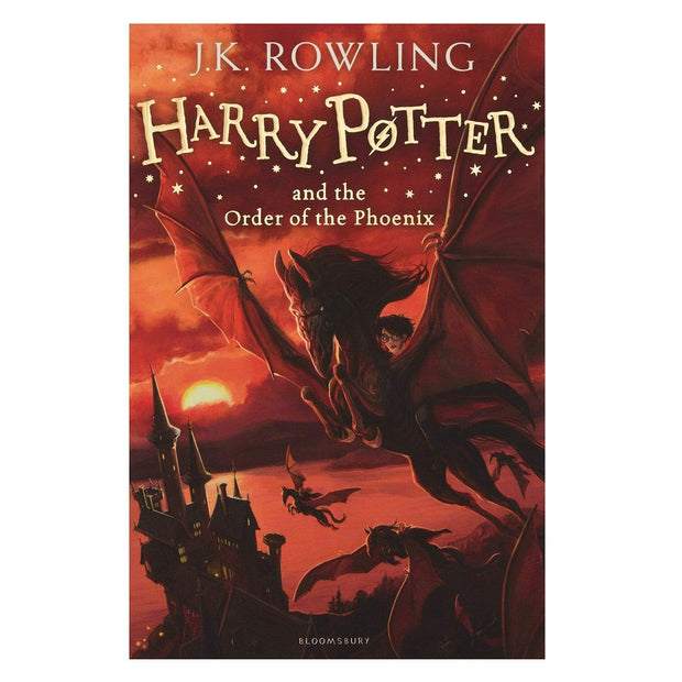 HARRY POTTER & THE ORDER OF THE PHOENIX - Jashanmal Home
