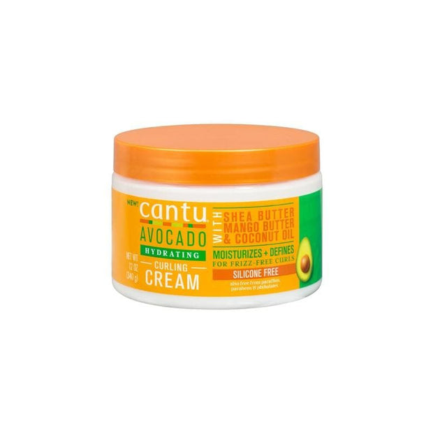 CANTU AVOCADO HYDRATING CURLING CREAM 340 G