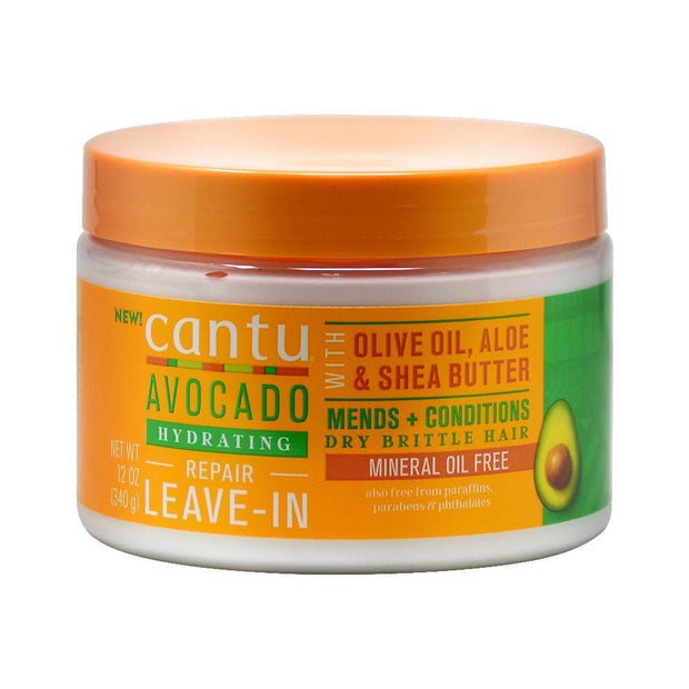 CANTU AVOCADO HYDRATING REPAIR LEAVE-IN 340 G