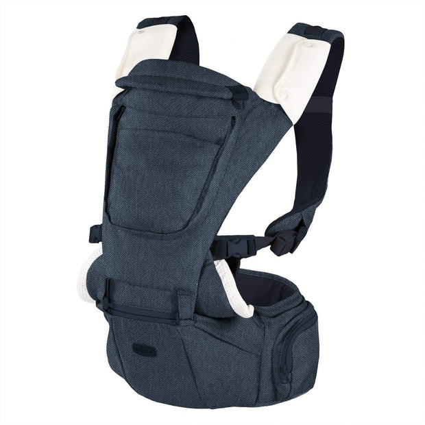 HIP SEAT BABY CARRIER DENIM