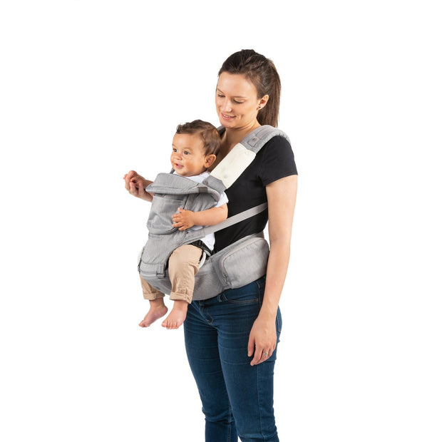HIP SEAT BABY CARRIER HAZELWOOD