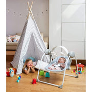 SWING RELAX & PLAY COOL GREY