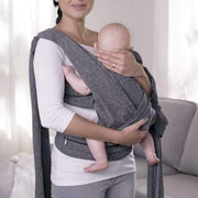 BOPPY COMFY FIT BABY CARRIER BLUE