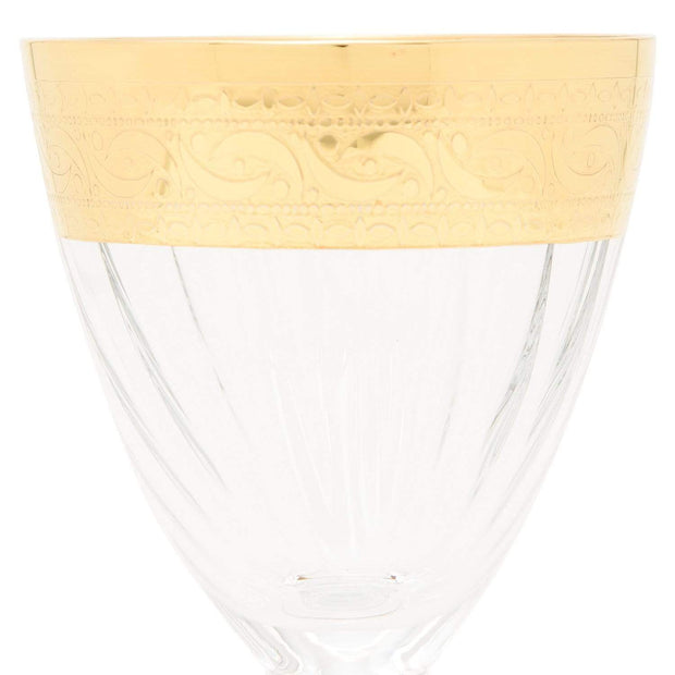 Combi Catriona Small Goblet Set - Gold, 170 ml - G569Z/CAS170 - Jashanmal Home