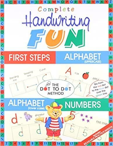Complete Handwriting Fun - Jashanmal Home