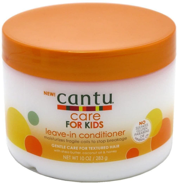CANTU 10OZ KIDS CARE LEAVE IN CONDITIONER 07542-12 -