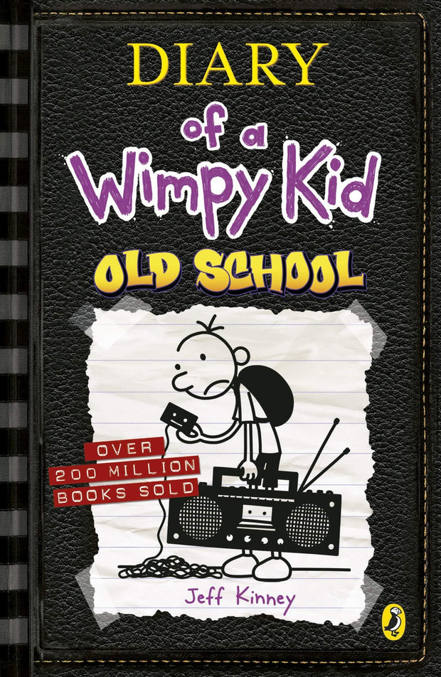 Diary of a Wimpy Kid: Old School - Jashanmal Home