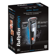BaByliss 35MM Cordless Washable Trimmer  - BABE848SDE