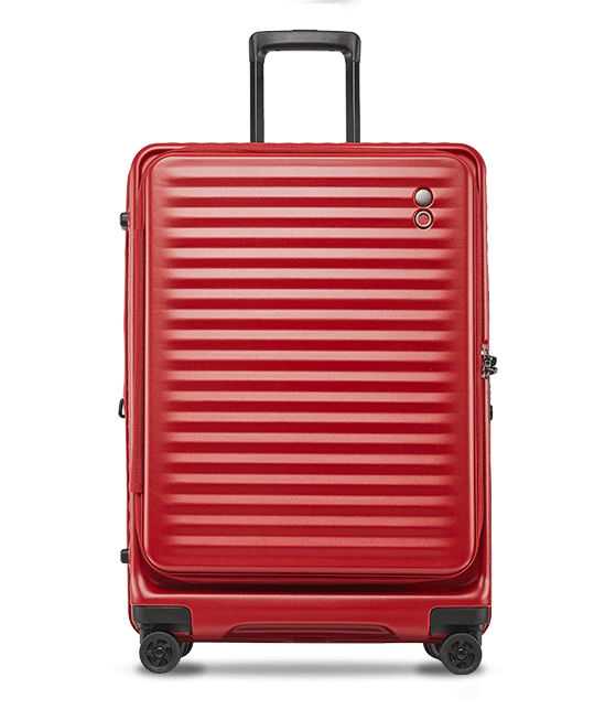 ECHOLAC PC183FA CELESTRA 24 TROLLEY RED - Jashanmal Home