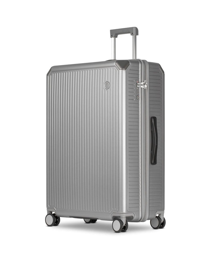 Echolac Shogun Trolley Case - Silver - PC148 28 SILVER