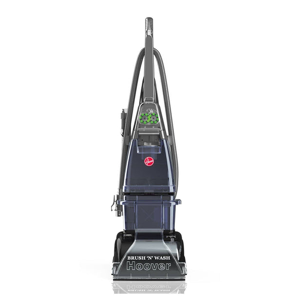 BRUSH N WASH CARPET CLEANER WITH FREE WINDOW VACUUM CLEANER WORTH AED 299