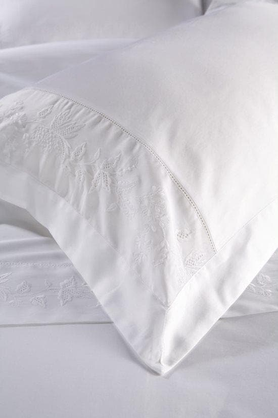 Christy Gawsworth Oxford Pillowcase White-41086640