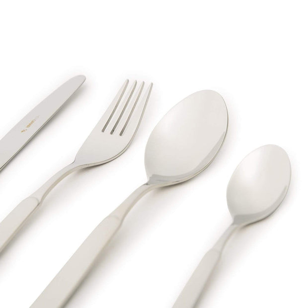 Herdmar H4 Steel Hanging Cutlery Set - 25 Pieces - 037502801176207600 - Jashanmal Home