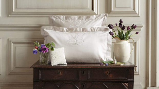 Christy Imperial Oxford Pillowcase Pair White-10983335