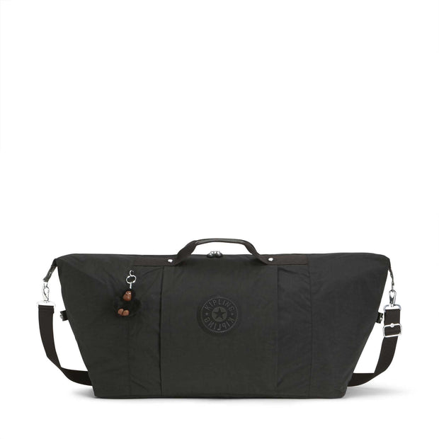 Kipling Adonis Large Travel Duffel - True Black - 19976-J99