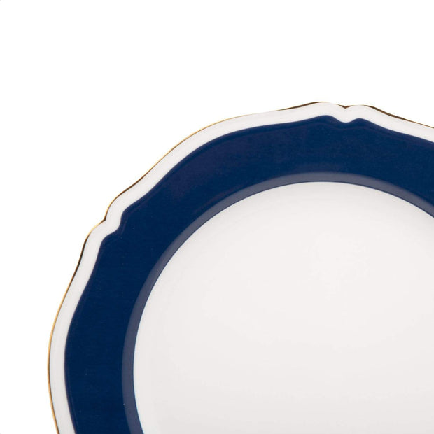 LEAVE ME 1 GOLDLINE 6PC SET DINNER PLATE 27CM - LEV1GLD/6DNP