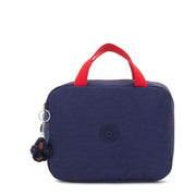 Kipling Lounas Medium lunchbag - Polish Blue C - I3471-58P