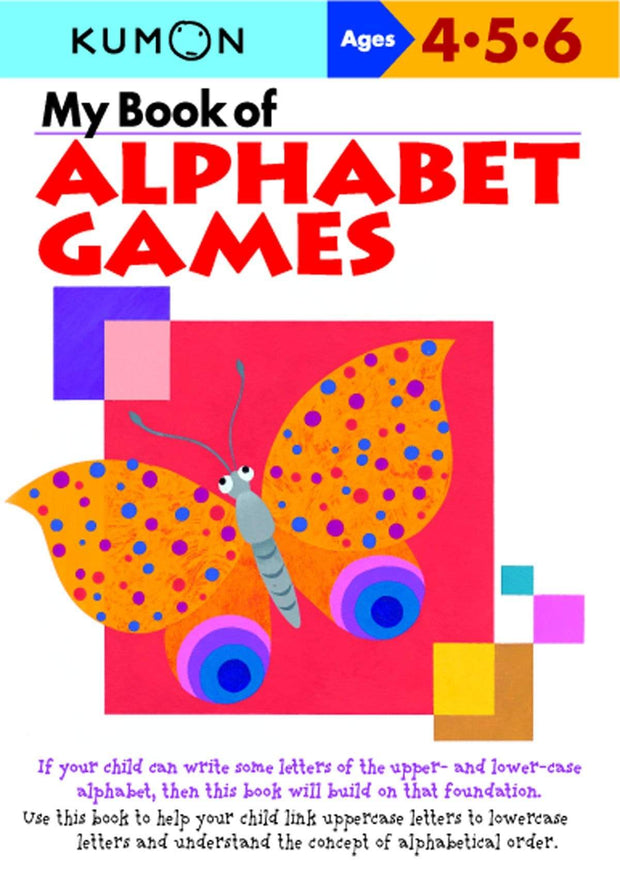 MY BOOK OF ALPHABET GAMES - Jashanmal Home