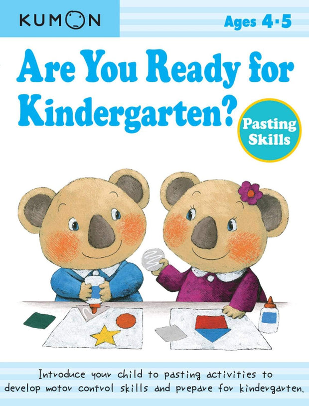 ARE YOU READY FOR KINDERGARTEN PA - Jashanmal Home