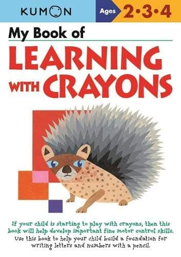 MY BOOK OF LEARNING WITH CRAYONS - Jashanmal Home